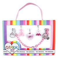 Girl's CHARM IT! 'Dance' Charm Bracelet Gift Set