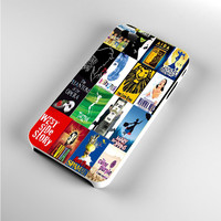 Broadway Musical Collage Art Poster iPhone 4s Case