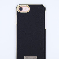 Kate Spade New York Wrap iPhone 7 Case - Black