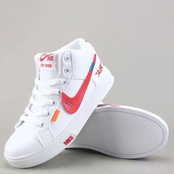 Trendsetter Off White X Nike  Fashion Casual Sneakers Sport Shoes