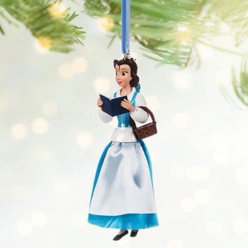 Belle Variant Sketchbook Ornament - Limited Release | Disney Store