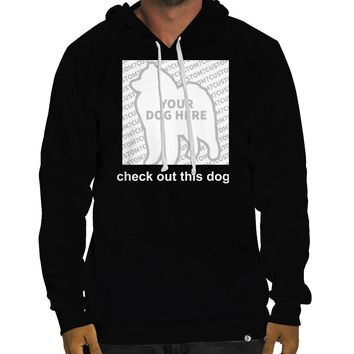 Check Out This Dog Custom Hoodie