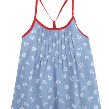 Printed Nautical Dress (NEW! G-Cutee by Andy & Evan)