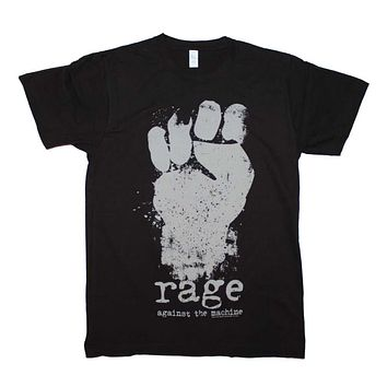 Rage Against the Machine Fist T-Shirt X-Large