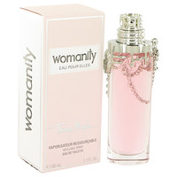 Womanity Perfume by Thierry Mugler 1.7 oz Eau De Toilette Refillable Spray