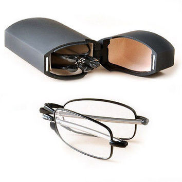 1X New Designer Mens Womens Reading Glasses Flexible Light Weight +1.5 +2.0 +2.5