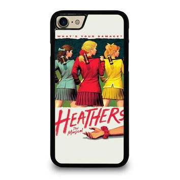 HEATHERS BROADWAY MUSICAL iPhone 7 Case Cover