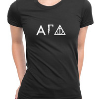 Agd Harry Potter Womens T Shirt