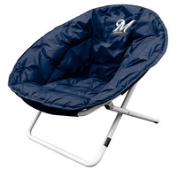 Milwaukee Brewers MLB Adult Sphere Chair