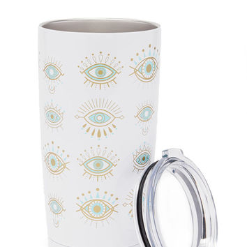 Evil Eye Travel Mug