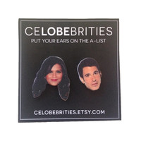 Mindy and Danny Earrings