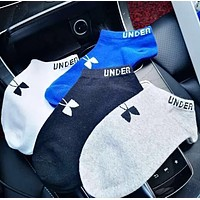 Under Armour Popular Breathable Pure Cotton Sport Socks