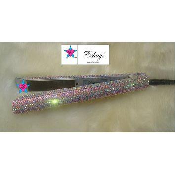 Sold Out- Crystal Bling Ceramic Flat Irons