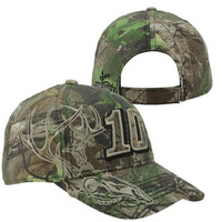 Danica Patrick Big Number Deer Realtree Camo Hat