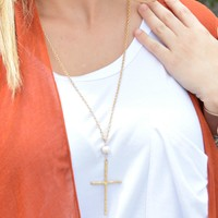 The Monroe Necklace - Gold
