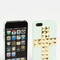 BP. 'Studded Cross' iPhone 5 Case | Nordstrom
