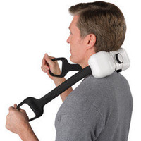 The Optimal Position Neck Massager - Hammacher Schlemmer