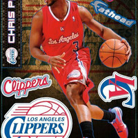 los angeles clippers chris paul 2013 fathead teammate Case of 6