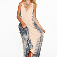 Seaweed Maxi Dress - SPECIAL ORDER