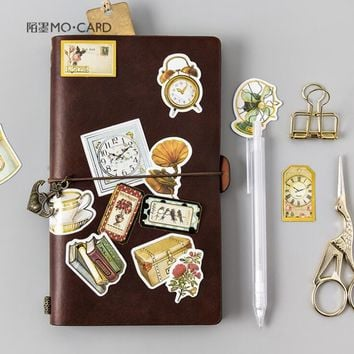 Ancients Memory Golding Silver Decorative Washi Stickers Scrapbooking Stick Label Diary Stationery Album Stickers
