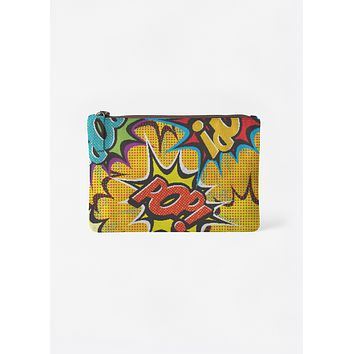 COMIC POP ART POUCH