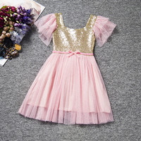 Kids Girls Baby Dress Products For Children = 4457492100