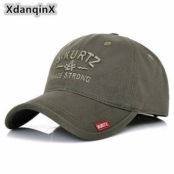 Trendy Winter Jacket Men's Hats Stylish Wild Adjustable Baseball Caps With Letters Embroidery Spring Autumn Snapback Male Soft-top Duck Tongue Cap AT_92_12