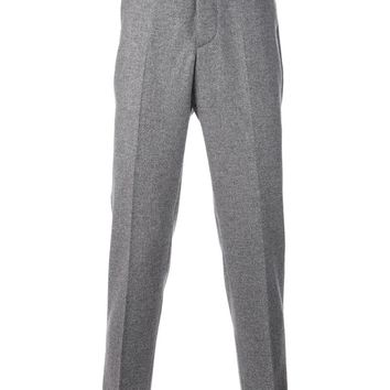 Ami Alexandre Mattiussi tapered trousers