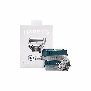 Harry's Men's Razor Blade Refills - 8 ct