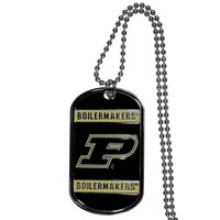 Purdue Boilermakers Tag Necklace