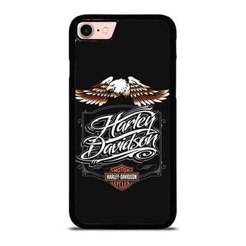 HARLEY DAVIDSON USA iPhone 8 Case Cover