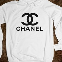 UNISEX CHANEL HOODIE - AMERICAN APPAREL (Various Colours!)