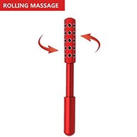 BC Germanium Face Beauty Roller 97.99% Germanium Durable and Slap-up Aluminium-alloy Handle with 30...