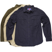 The Faded Field Shirt