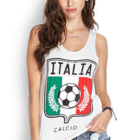 Italia Calcio Tank Top