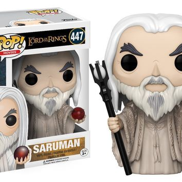 Funko Pop Movies The Lord of the Rings Saruman 447 13555