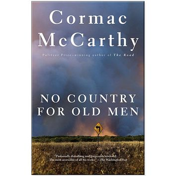No Country for Old Men Paperback Book