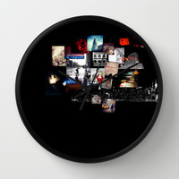 This is New York City life Wall Clock by Deadly Designer