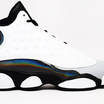 Air Jordan 13 Retro Baron GS Basketball Shoes <>