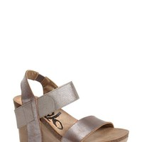 "Women's OTBT 'Bushnell' Wedge Sandal, 3 3/4"" heel"