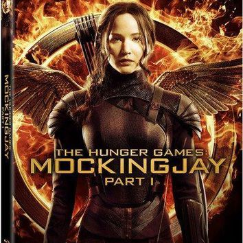 The Hunger Games Mockingjay Part 1 on Blu-Ray