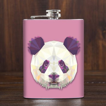 Panda Flask - Cute Gifts for Girlfriend - Cute Panda Gifts - Panda lovers gift - Cool Christmas gifts for Her - Kawaii gifts