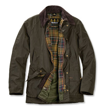 Awesome Barbour -