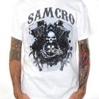 ROCKWORLDEAST - Sons Of Anarchy, T-Shirt, Hungry Reaper
