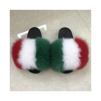 Little Italy Fur Slides
