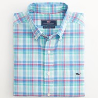 Minnow Plaid Tucker Shirt
