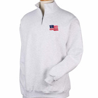 United Quarter-Zip Sweatshirt