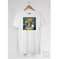 Cardi B Invasion of Privacy LP Graphic Tee Unisex T Shirt