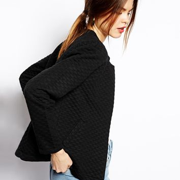 ASOS Jacket In Quilting