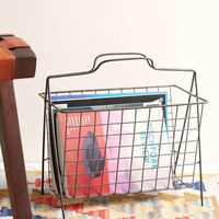 Darby Wire Magazine Basket - Urban Outfitters